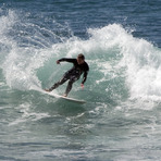 Random Surfer [Chris], Saltwater