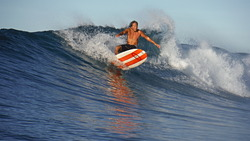 South shore swell, Ala Moana Courts photo