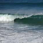 Dentro del tubo, Playa de Gros