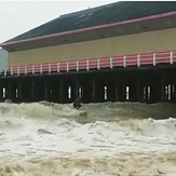 Walton Pier; 3-4ft Waves, Walton-On-The-Naze