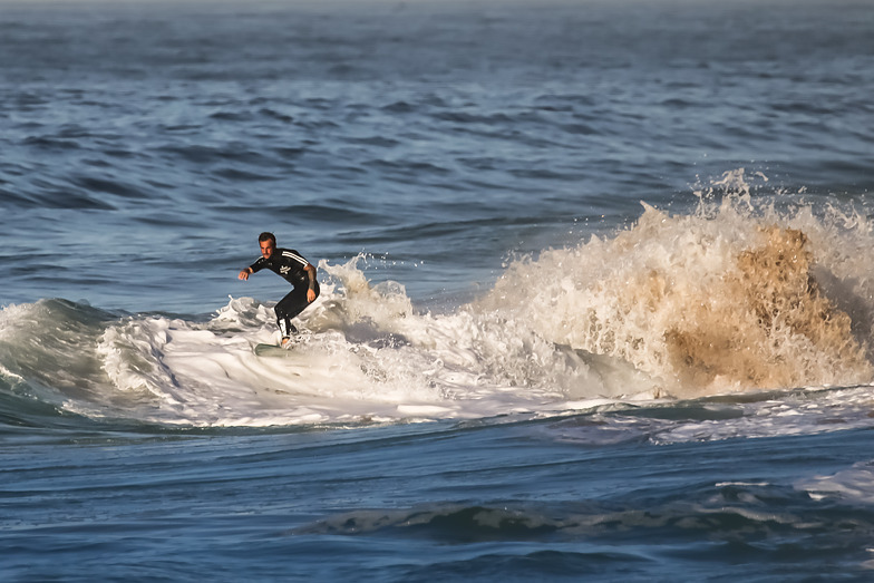 Surfing, The Wedge