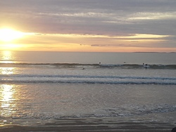 Sunset Surf, Rossnowlagh photo