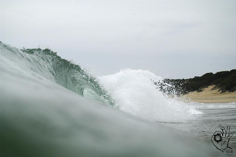 pequeño tubo, Cabo Roche