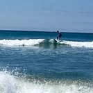 Fun waves, Waihi Beach