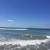 lil wave, Waihi Beach