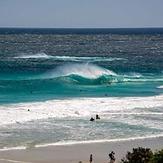 Surf, Sand Patch Beach
