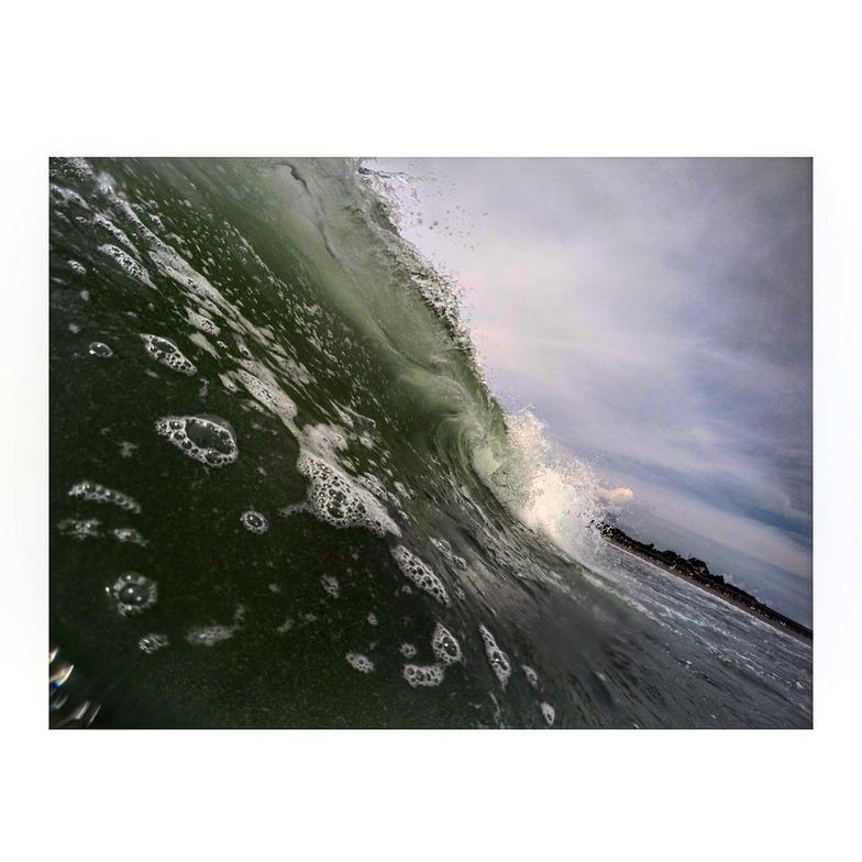 Barrel, Baileys Beach