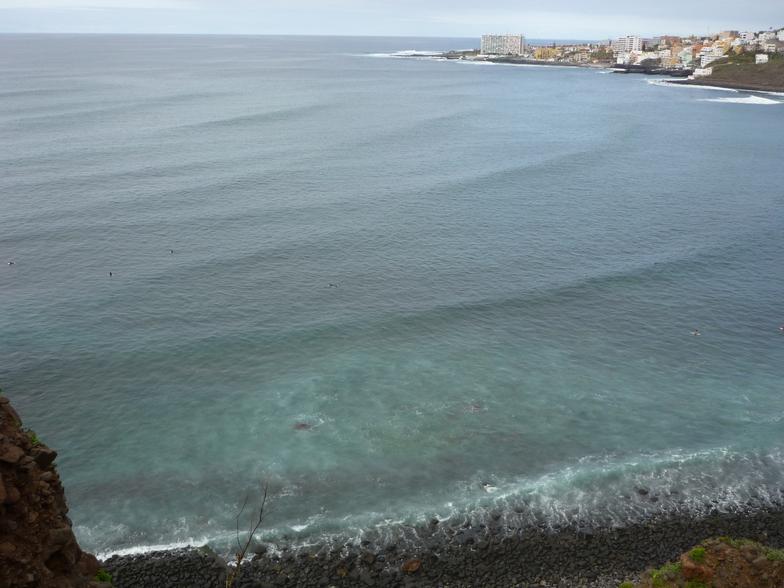 El Charco Reef View
