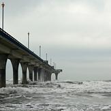 Grey Day August 2015, New Brighton Beach