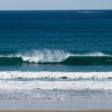 Long period swell, La Palue