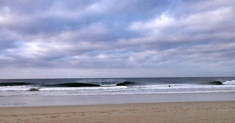 November 2015, Praia da Rocha