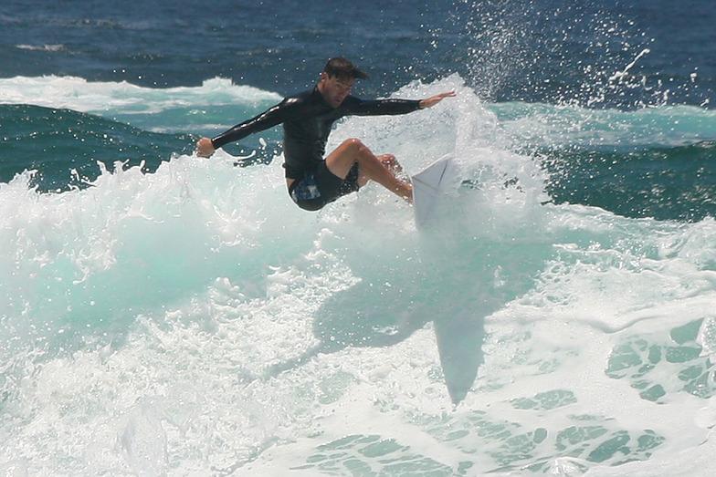 Sunday Surf Sensational, Tamarama Reef