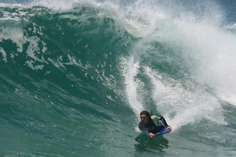 Body Board Fast Moves, Tamarama Reef
