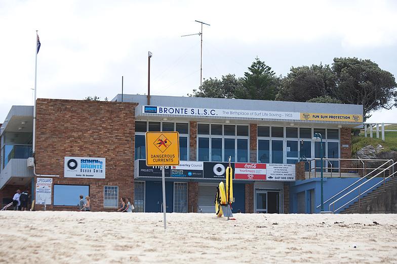 Bronte Surf Life Saving Club, Bronte Beach