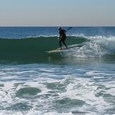 Standing surfer with oar (3/3), Gillis