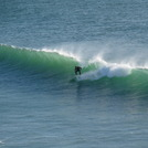 Rob D at Kerloch - Igor Swell