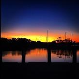 Sassy Sunset, Evans Head-Airforce Beach