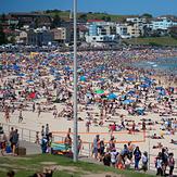 New Years Day 2016, Bondi Beach