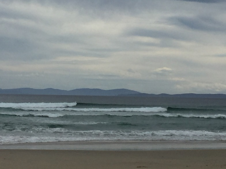 Roaring Beach Nubeena Tasmania