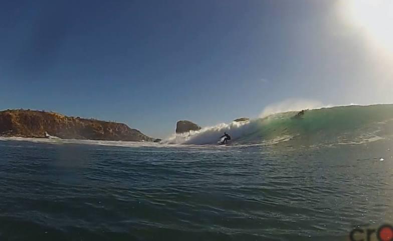 Surfer - Mauro Isola, Punta de Lobos