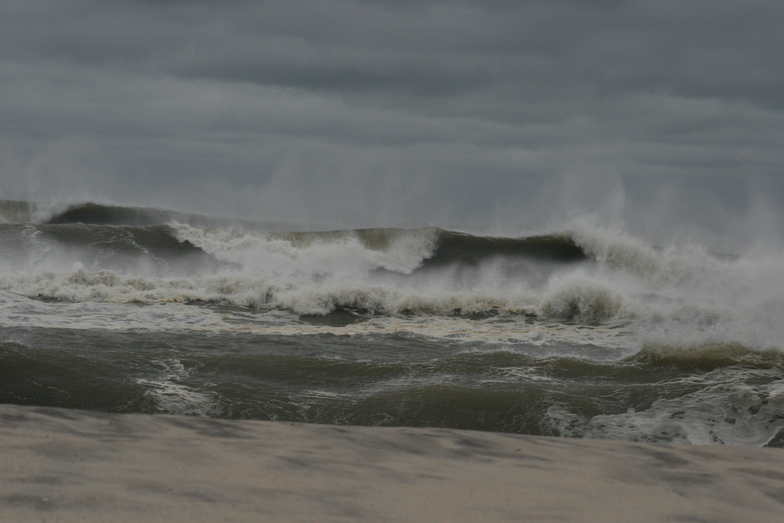 "Effects from ""Nicole"", Jones Beach State Park"