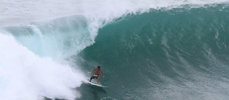 Surfer - Mauro Isola, Padang Padang