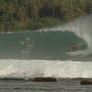 Surfer - Mauro Isola - PE, Lagundri - The Point