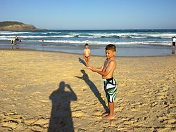 A day at Frazer beach, Frazer Park photo