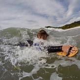 Body Surfing, Tata Beach