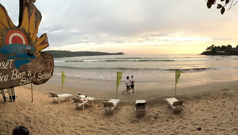 Sunset Surf School, Dewata