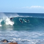 Nice medium size day at Rockys, Rocky Point