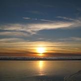 Ten minutes before sunset, Gillis