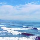 Sunny day, New Brighton Beach