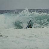 Diego diaz, Playa de Andrin