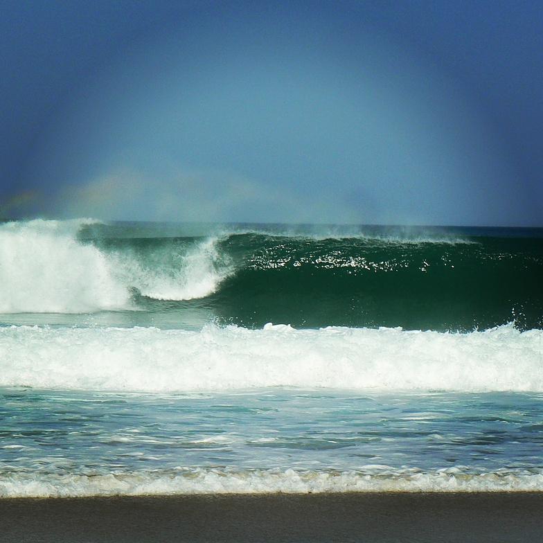 huge wave, Vieux Boucau