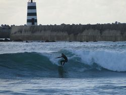 Surf Berbere Peniche Portugal, Molhe Leste photo