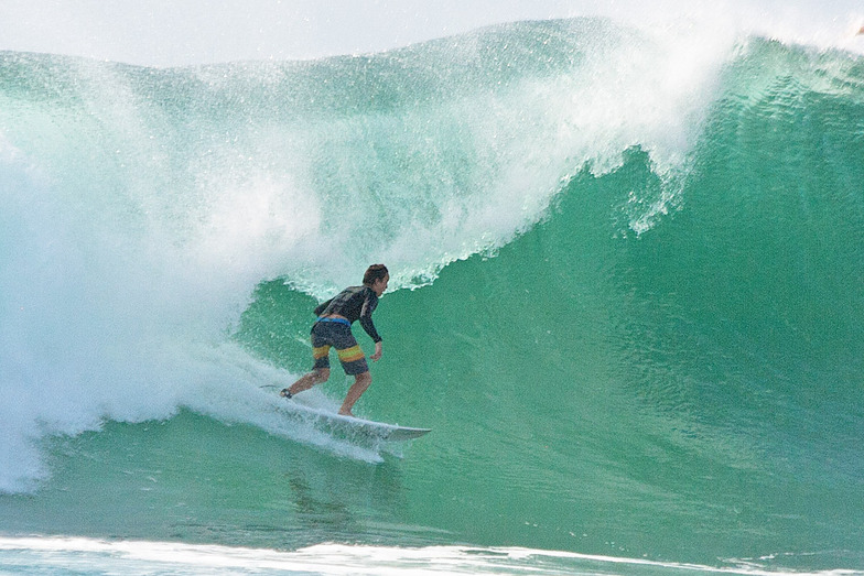 Surf's Up at Tamma, Tamarama Reef