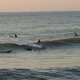 Waveski riding 2015, Wijk aan Zee Noordpier