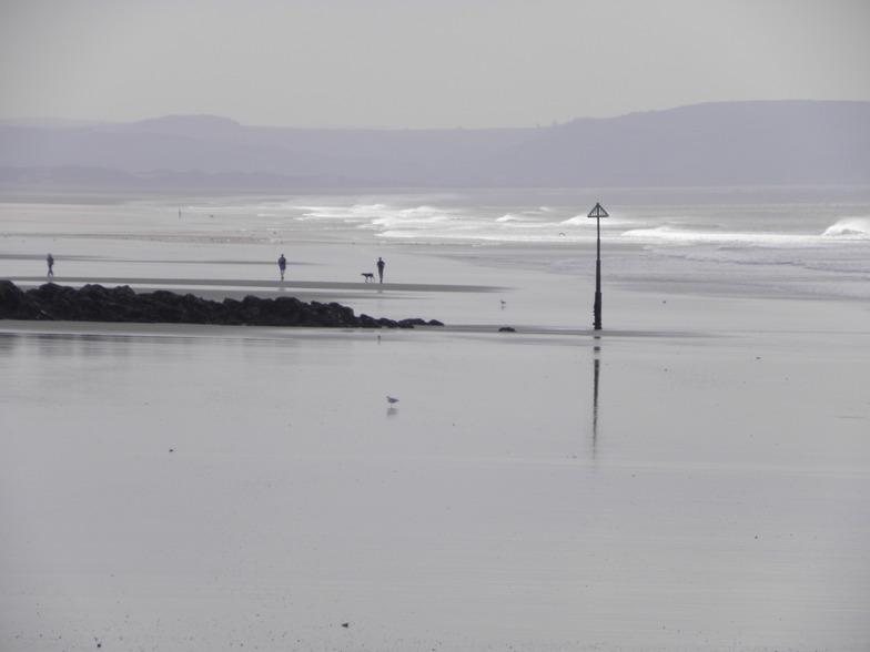 Spring Tide Tywyn
