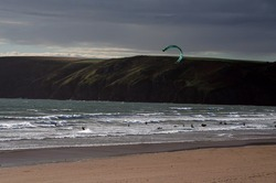 Newgale Surf Beach, Pembrokeshire photo
