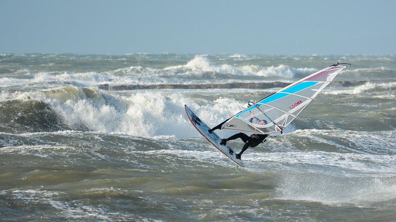 Launch., Kimmeridge Bay