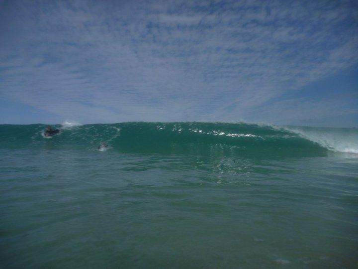 Secret Harbour Surf Break