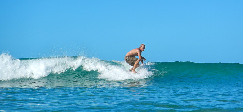 1-2ft Surf Session, Mangawhai Heads