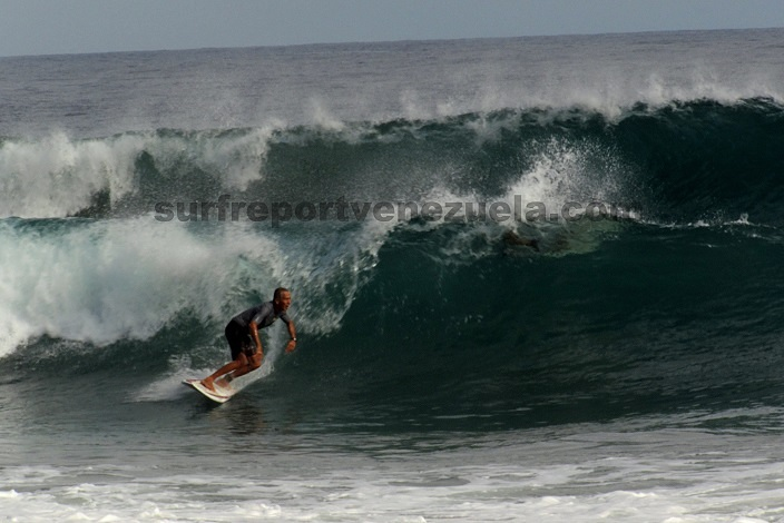 Surfer Juan, Point Pelua