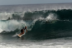 Surfer Juan, Point Pelua photo