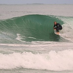 4-5ft cross off, Trigg Beach