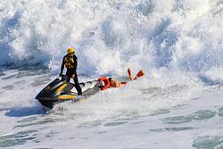 Oceanside lifeguard, Oceanside Pier photo