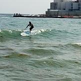 Sup surf club Odessa, Arcadia