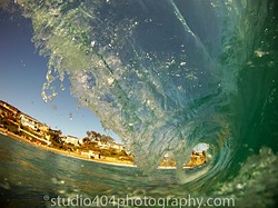 Tube time, Laguna Beach - South Crescent Bay photo