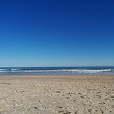 Only stand up paddling and canoeing today, Strand (Pipe)